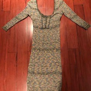 Free People Knit Dress Small
